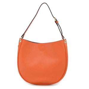 Rico Small Single-Piece Leather Shoulder Bag