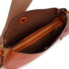 Load image into Gallery viewer, Rico Small Single-Piece Leather Shoulder Bag