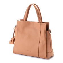 Load image into Gallery viewer, Lulu 2 Way Leather Handbag