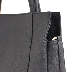 Lulu 2 Way Leather Handbag