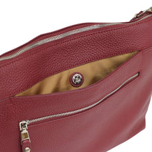 Load image into Gallery viewer, 2 Way Shrink Leather Shoulder Bag