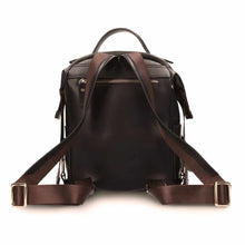Load image into Gallery viewer, Luxury Leather Backpack
