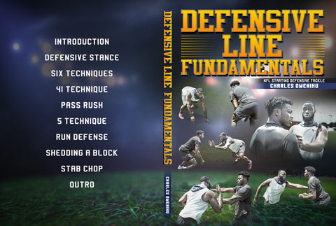 Defensive Line Fundamentals by Charles Omenihu