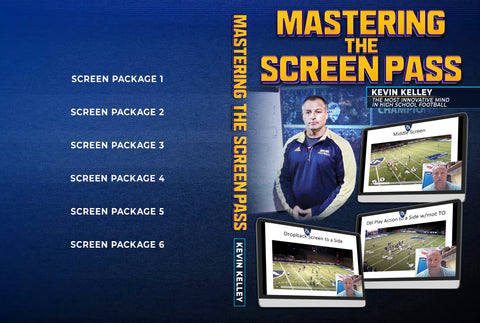 Mastering The Screen Pass by Kevin Kelley