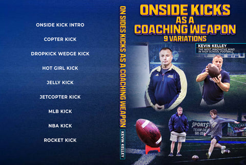 Onside Kicks As A Coaching Weapon 9 Variation by Kevin Kelley