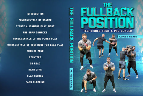 The Fullback Position by Patrick Ricard