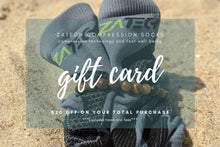 Load image into Gallery viewer, ZaTech® Compression Gifts Cards