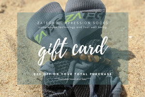 ZaTech® Compression Gifts Cards