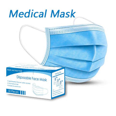 Medical Masks Level II - Health Canada/FDA Approved