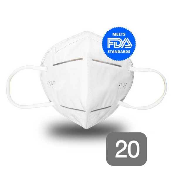 KN95 Masks - Pack of 20
