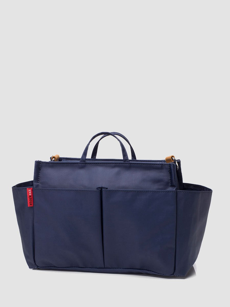 Storksak Noa Navy Changing Bag l Mini Organiser
