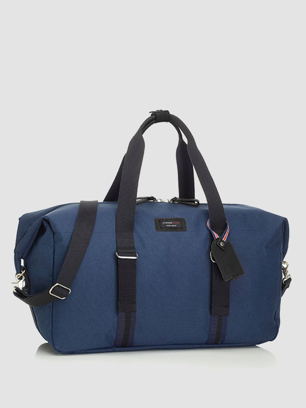 Storksak Duffle Bag Navy l Front View
