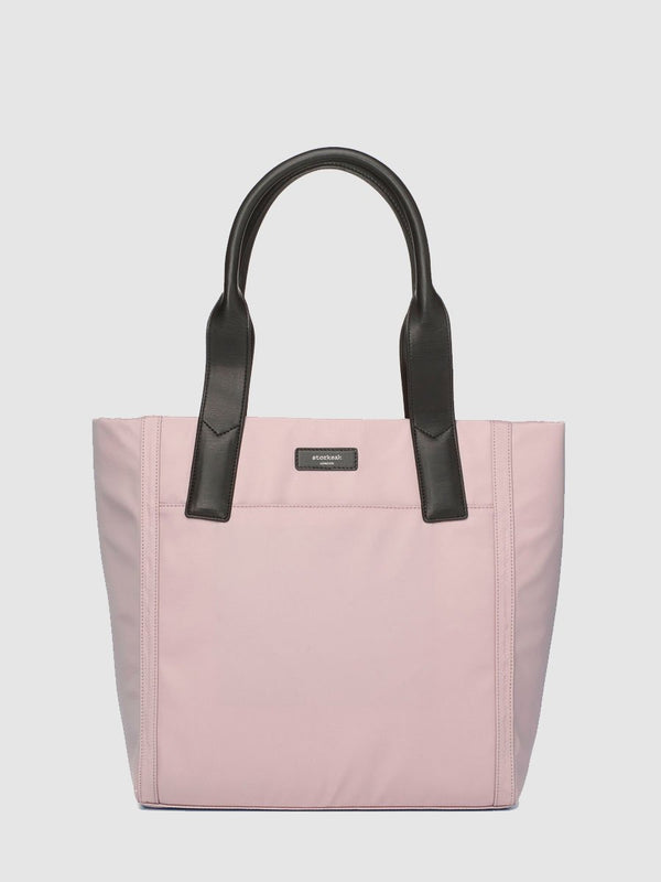 Storksak Eliza Rose Changing Bag, tote shape, front view