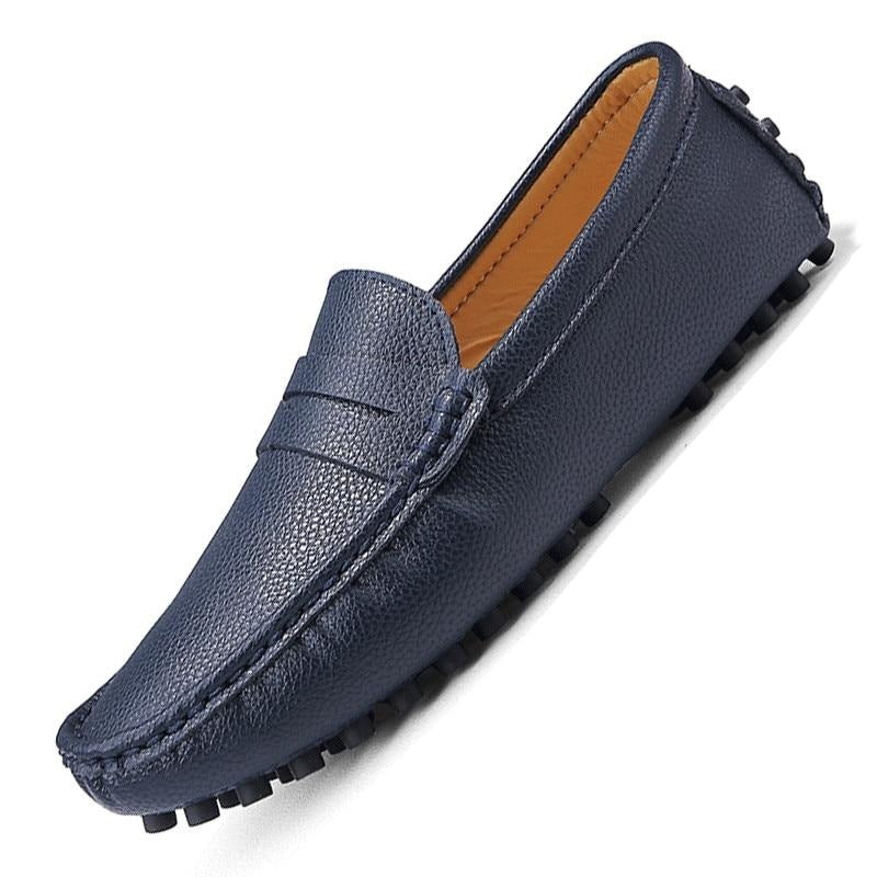 New 2020: Staple Sole Mens Moccasin Slip On Shoes