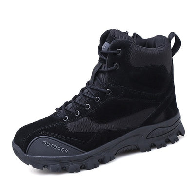 Staple Sole Mens Tactical Boots - Light