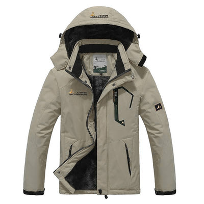 Staple Sole Mens Rain Jacket