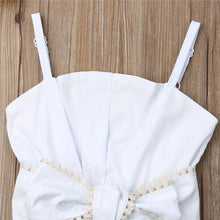 Load image into Gallery viewer, Occasional Baby Girl Romper