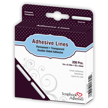 Load image into Gallery viewer, Scrapbook Adhesives Adhesive Lines (01305)