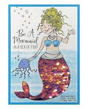 Load image into Gallery viewer, Inky Antics Clear Stamp Sets - Mermaid (11489MC)