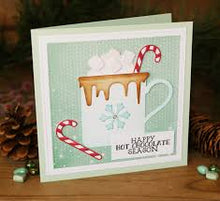 Load image into Gallery viewer, Elizabeth Craft Designs Die Set - Hot Chocolate (1570)