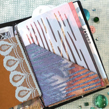 Load image into Gallery viewer, Elizabeth Craft Designs Summer Journal Special Kit (K002)