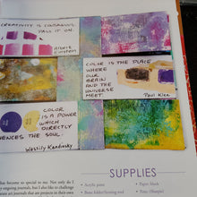 Load image into Gallery viewer, Art Journaling Magazine October/November/December 2020 (AJ1020)