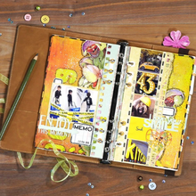 Load image into Gallery viewer, Elizabeth Craft Designs Planner Essentials Dies- Planner Essentials 8 (1652)