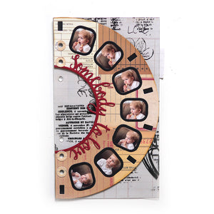 Elizabeth Craft Designs Planner Essentials Dies - Planner Essentials 32 - Viewmaster (1807)