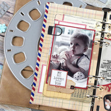 Load image into Gallery viewer, Elizabeth Craft Designs Planner Essentials Dies - Planner Essentials 32 - Viewmaster (1807)