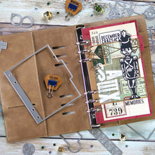 Load image into Gallery viewer, Elizabeth Craft Designs Planner Essentials Dies - Planner Essentials 35 - Holiday Tab Pages (1810)