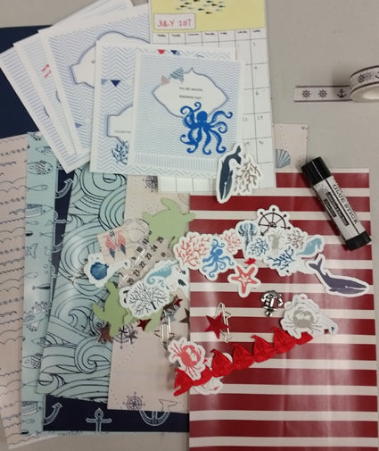 ESS Planner Kits July