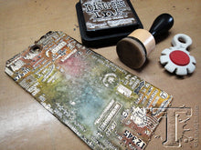 Load image into Gallery viewer, Tim Holtz Idea-ology- Remnant Rubs- Special Delivery (TH93188)