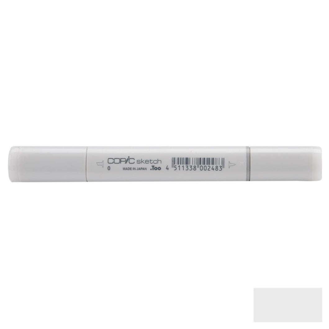 Copic Sketch Markers-Toner Gray #0 SM-T0S