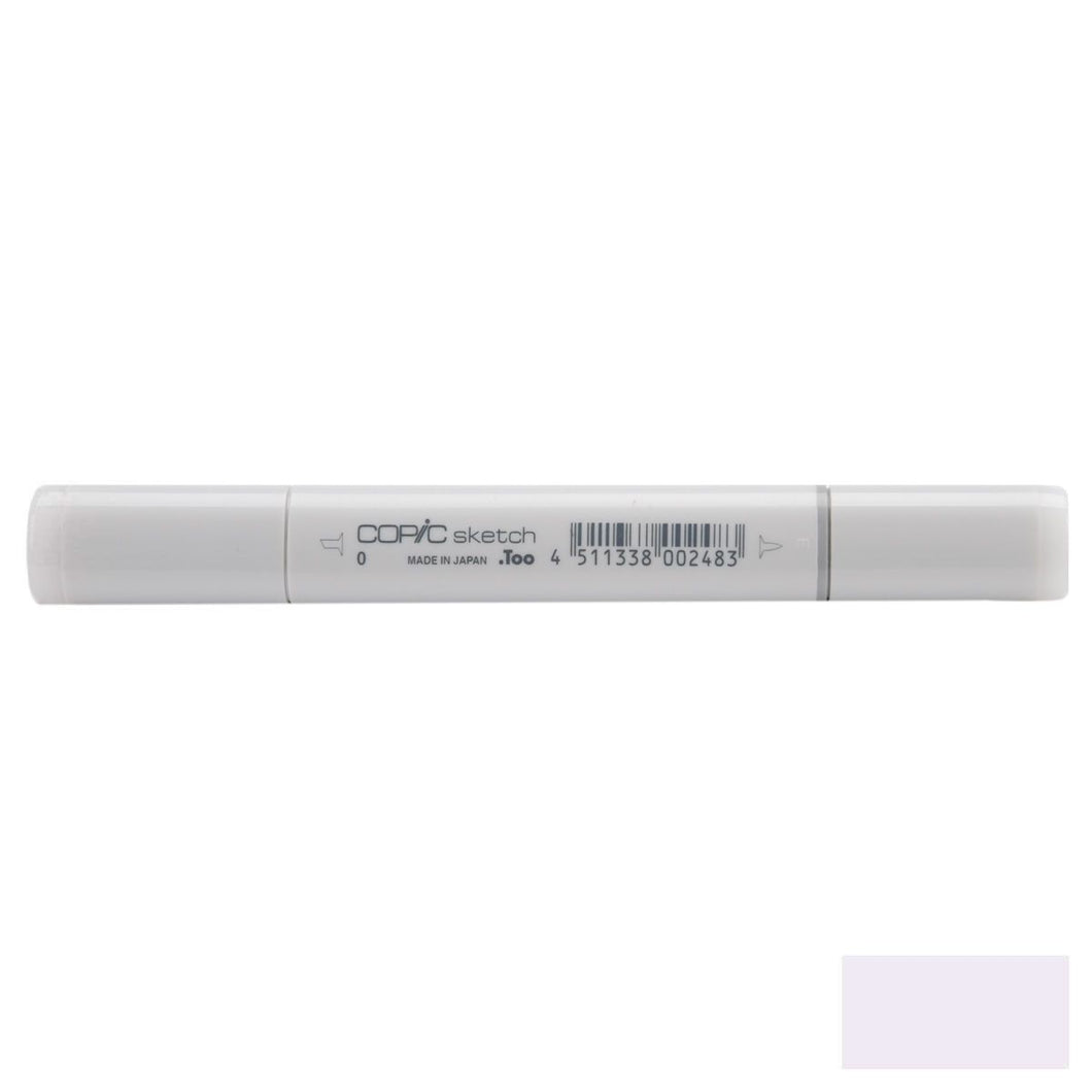 Copic Sketch Markers-Pale Heather SM-V000S