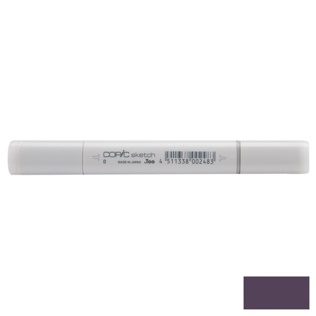 Copic Sketch Markers-Aubergine SM-V99S