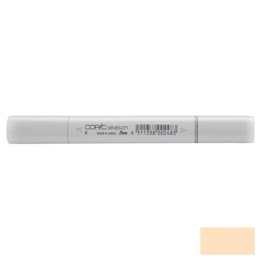 Copic Sketch Markers-Yellowish Shade SM-YR20S