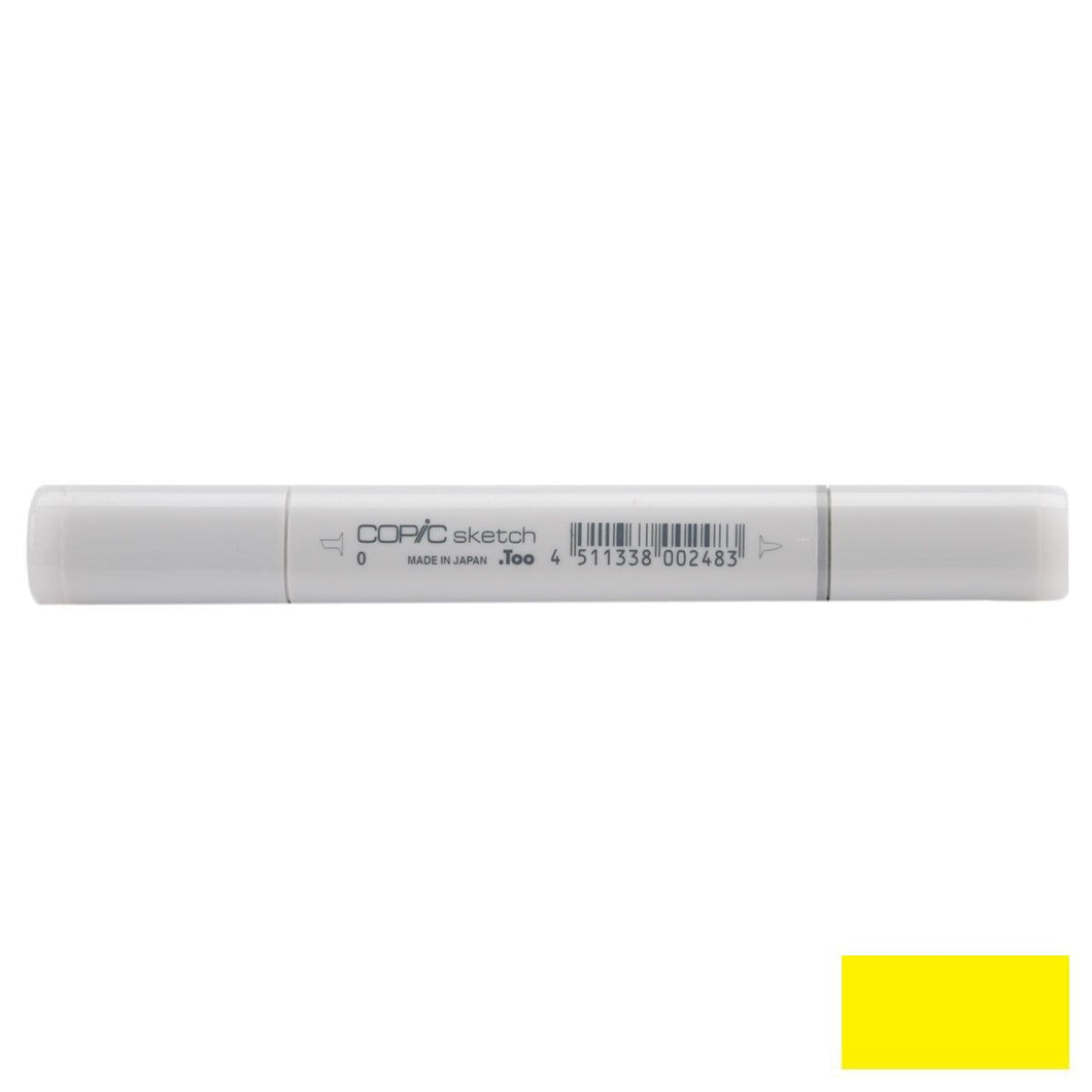Copic Sketch Markers-Fluorescent Yellow SM-FYG1S