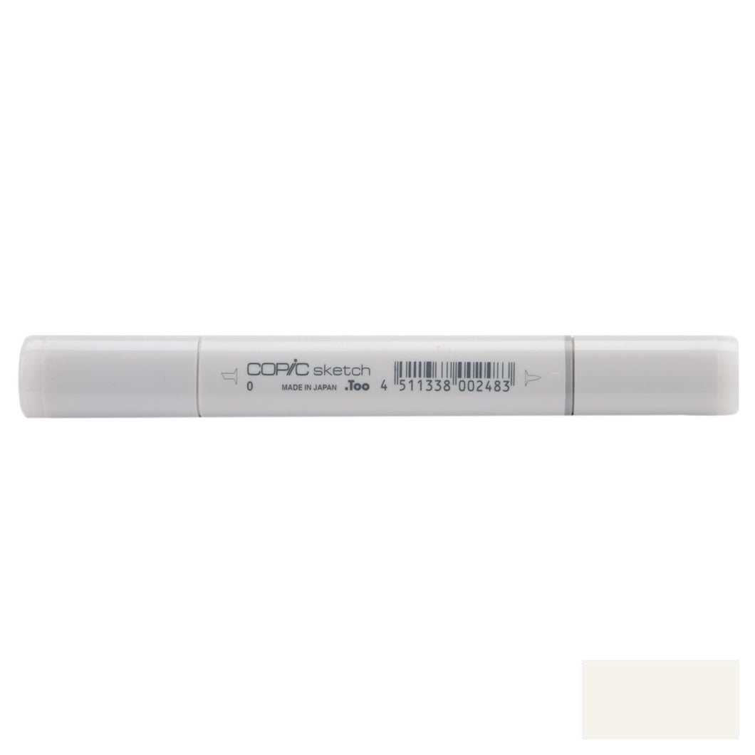 Copic Sketch Markers-Warm Gray #00 SM-W00