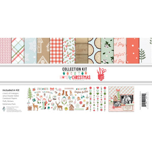 Fancy Pants Designs- Home for Christmas Collection Kit (40212-9)