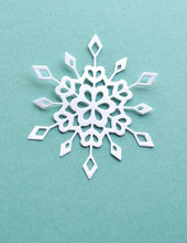 Load image into Gallery viewer, Birch Press Design - Frosty Flake Layer (57388)