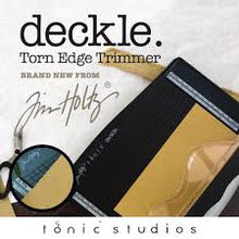 Load image into Gallery viewer, Tonic Studios Tim Holtz Deckle Torn Edge Trimmer (3561eUS)