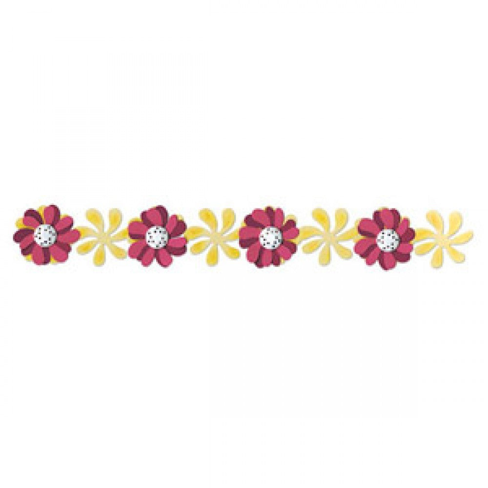 Sizzix- Windmill Daisies 657105 - RETIRED