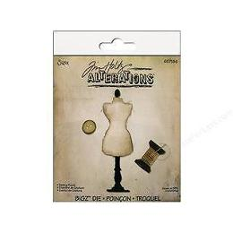 Sizzix / Tim Holtz Sewing Room :657186 - RETIRED