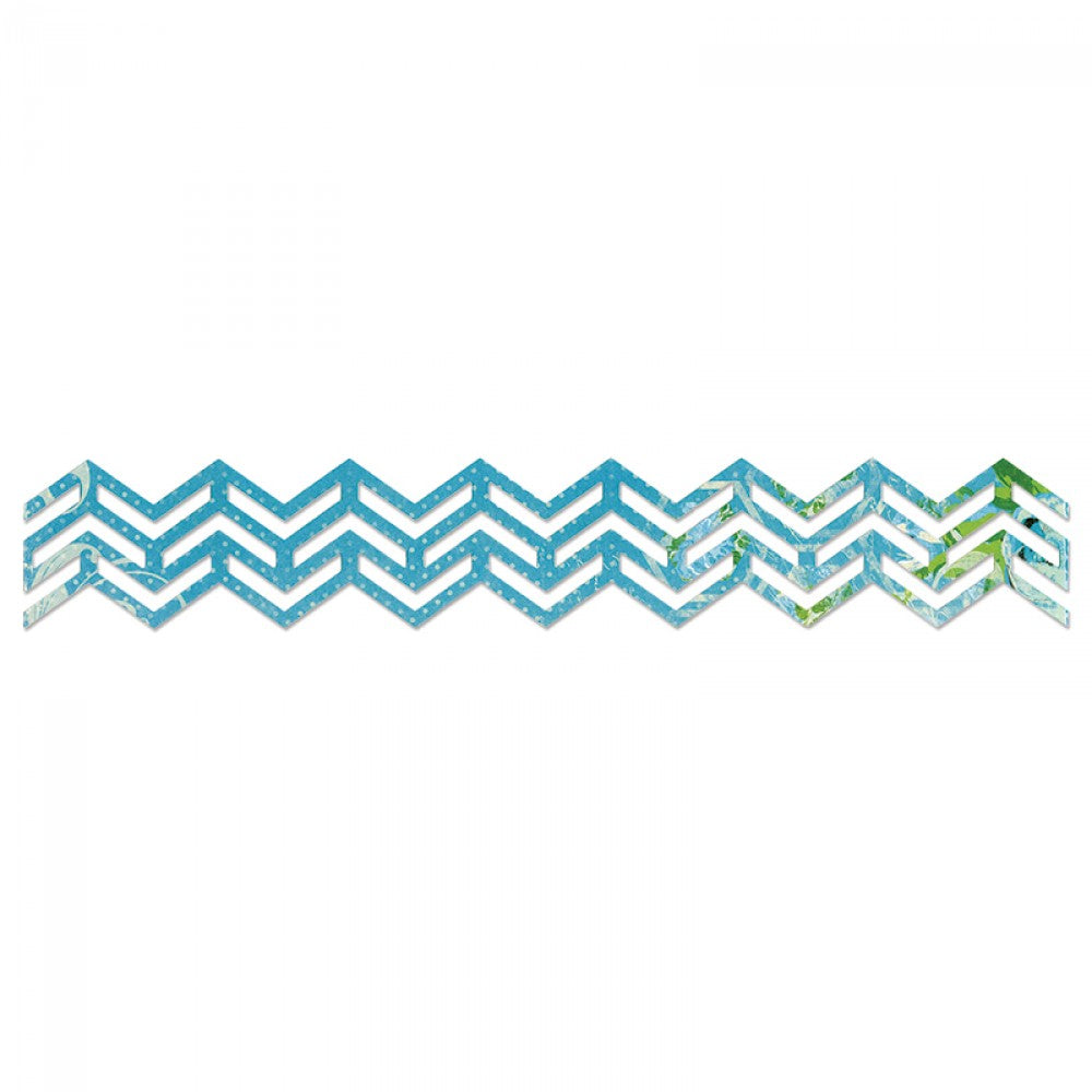 Sizzix Chevron Border 658786 - RETIRED