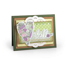 Load image into Gallery viewer, Sizzix Coloring Stickers - In Bloom (661874)