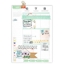 Load image into Gallery viewer, Sizzix Coloring Stickers - Color Your Planner (662012)