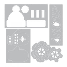 Load image into Gallery viewer, Tim Holtz Side Order - Winter #663098