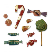 Load image into Gallery viewer, Sizzix Thinlits Sweet Treats by Tim Holtz (664204)