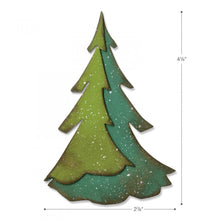 Load image into Gallery viewer, Sizzix Tim Holtz Bigz- Layered Pine (664217)