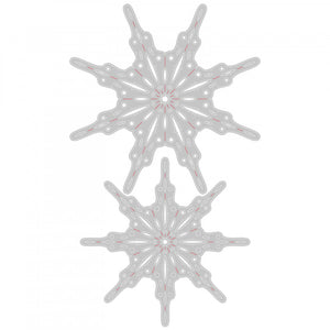 Sizzix Thinlits Fanciful Snowflakes by Tim Holtz (664227)